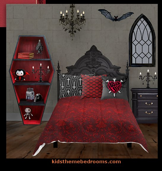 Wayfair Table Lamps >> Gothic bedroom ideas. - gothic bedroom decor - gothic ...