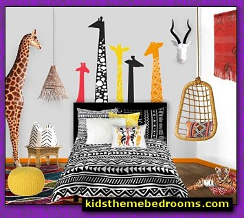 travel bedroom decor african theme travel bedroom decorating