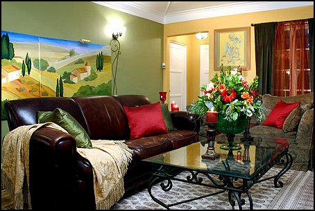 tuscany style bedrooms decorating tuscan style theme